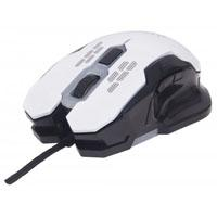 MOUSE GAMING OPTICO MANHATTAN USB 6 BOTONES 2400 D...