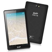 TABLET GHIA A7 3G/7 PULGADAS/T73G/IPS/MTK QUAD CORE/WIFI/BLUETOOTH/1GB/8GB/2CAM/ANDROID 8.1/NEGRA