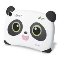 TABLET GHIA KIDS PANDA 7 WIFI GTABPNDV/QUADCORE/1GB/8GB/2CAM/WIFI/ANDROID 8.1 GO EDITION /BLUETOOTH/ BLANCO CON NEGRO OJOS VERDE