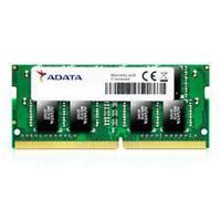 MEMORIA ADATA SODIMM DDR4 4GB PC4-19200 2400MHZ CL17 260PIN 1.2V LAPTOP