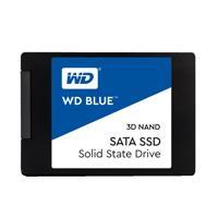 Unidad de Estado Sólido Western Digital Blue de 500 GB, 2.5 Pulgadas  SATA III (6Gb/s).