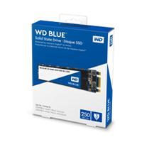 UNIDAD DE ESTADO SOLIDO SSD WD BLUE M.2 2280 250GB SATA 3DNAND 6GB/S 7MM LECT 540MB/S ESCRIT 500MB/S
