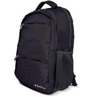 BACKPACK WARRIOR, MODELO TZ18LBP01-NEGRO, PARA LAPTOP DE HASTA 15.6 COLOR NEGRO