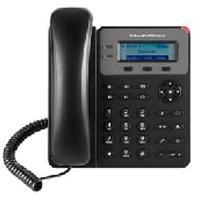 TELFONO IP BASICO DE 1 LNEA UNA CUENTA SIP CON 3 TECLAS DE FUNCIN PROGRAMABLES Y CONFERENCIA DE 3 VAS FUENTE DE ALIMENTACION INCLUIDA. NO SOPORTA POE