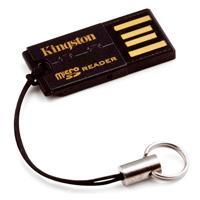 Lector de tarjetas microSD / microSDHC, USB 2.0