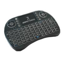 MINI TECLADO INALAMBRICO DE ENTRETENIMIENTO P/SMART TV PERFECT CHOICE