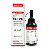 RECARGA DE TONER PANTUM PB210RB COMPATIBLE CON PB201R PARA EL MODELO P2500W RENDIMIENTO DE 1,600 IMPRESIONES