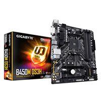 MB GIGABYTE B450 AMD S-AM4 2A GEN/4XDDR4 2933/REQUIERE TARJETA DE VIDEO/DVI/HDMI/4XUSB3.1/M.2/ MICRO ATX/GAMA MEDIA