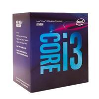 PROCESADOR INTEL CORE I3-8100 S-1151 8A GEN 3.6 GHZ 6MB 4 CORES GRAFICOS 350 MHZ CON VENTILADOR COMPUTO BASICO ITP