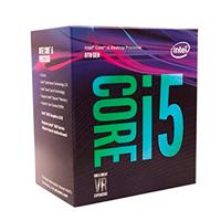 CPU INTEL CORE I5-8400 S-1151 8A GENERACION 2.8 GHZ 6MB 6 CORES GRAFICOS 350 MHZ PC/GAMER ITP