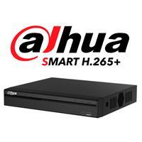 DVR DAHUA 8 CANALES HDCVI PENTAHIBRIDO 1080P/ 4MP LITE/ 720P/ H265+/ 4 CH IP ADICIONALES 8+4/ IVS/ SATA HASTA 10TB/ P2P/ SMART AUDIO HDCVI