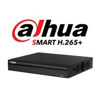 DVR DAHUA 4 CANALES HDCVI PENTAHIBRIDO 1080P/ 4MP LITE/ 720P/ H265+/ 2 CH IP ADICIONALES 4+2/IVS/1 SATA HASTA 10TB/ P2P/ SMART AUDIO HDCVI