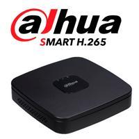 DVR DAHUA 8 CANALES HDCVI PENTAHIBRIDO 720P/ 1080P LITE/ H265/ HDMI/ VGA/ 2 CH IP ADICIONALES 8+2/1 SATA HASTA 10TB/P2P/ SMART AUDIO HDCVI