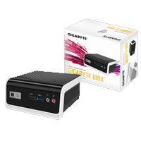 MINI PC GIGABYTE BRIX GB-BLCE-4000C CELERON J4000 2 NUCLEOS 1.10 HASTA 2.6 GHZ/ 1X SODIMM DDR4 2400MHZ/ VGA/HDMI/ 3X USB 3.0/ 1X USB 3.0 TIPO C
