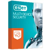 ESET MULTIDEVICE SECURITY 3 USUARIOS, 1 AÑO DE VIGENCIA (CAJA)