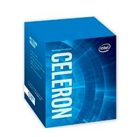 CPU INTEL CELERON DUAL CORE G4900 S-1151 8A GENERACION 3.1GHZ 2MB 54W GRAFICOS HD610 350MHZ PC ITP