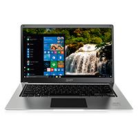 PORTATIL GHIA LIBERO E 14.1PULG PLASTIC SILVER/ CELERON N3350/ 4GB/64GB SLOT HDD 2.5/ HDMI/WIFI/ BT/ W10HOME