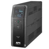 UNIDAD BACK UPS PRO BR 1500 VA, 10 TOMAS DE SALIDA, 2 PUERTOS USB DE CARGA, AVR, INTERFAZ LCD, LAM