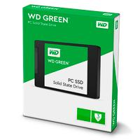 UNIDAD DE ESTADO SOLIDO SSD WD GREEN 2.5 1TB SATA3 6GB/S 7MM LECT 545MB/S