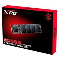 UNIDAD DE ESTADO SOLIDO SSD ADATA XPG SX6000 1TB M.2 2280 PCIE GEN 3X4 LECT.2100/ESCR.1500MBS PC/GAMER/ALTO RENDIMIENTO
