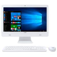 All in One Acer Aspire AC20-720, Procesador Intel Celeron J3060 (Hasta 2.48 GHz), Memoria de 4GB DDR3L, Disco Duro de 750GB, Pantalla de 19.5 Pulgadas  LED, Video HD Graphics, Unidad Óptica No Incluida, S.O. Windows 10 Home (64 Bits).
