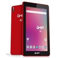 TABLET GHIA A7 SLIM/QUADCORE 1.5GHZ/1GB16GB/2CAM/WIFI/BT/ANDROID 8.1 GO /ROJA