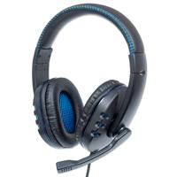 AUDIFONO MANHATTAN C/MICROFONO USB GAMING