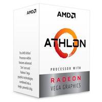CPU AMD ATHLON 220GE S-AM4 35W 3.4 GHZ CACHE 5 MB 2CPU 3GPU CORES / GRAFICOS RADEON VEGA 3