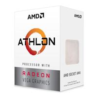 CPU AMD ATHLON 240GE S-AM4 35W 3.5 GHZ CACHE 5 MB 2CPU 3GPU CORES / GRAFICOS RADEON VEGA 3