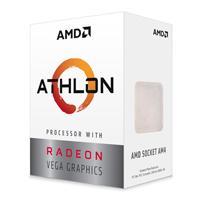 CPU AMD ATHLON 240GE S-AM4 35W 3.5 GHZ CACHE 5 MB 2CPU 3GPU CORES / GRAFICOS RADEON VEGA 3