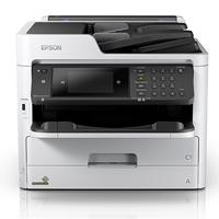 MULTIFUNCIONAL EPSON WORKFORCE PRO WF-C5790, PPM 34 NEGRO / COLOR USB. WIFI, RED, NCF, ADF, FAX, DUPLEX, CONSUMIBLE BOLSA DE TINTA