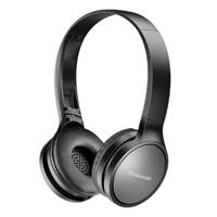AUDIFONOS BLUETOOTH TIPO DIADEMA (ON-EAR) PANASONIC RP-HF410BPUK, COLOR NEGRO, FUNCION MANOS LIBRES/MICROFONO, 24 HORAS DE REPRODUCCION CONTINUA, ULTRALIVIANOS