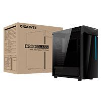 GABINETE GAMING GIGABYTE GB-C200G LITE/ MEDIA TORR...