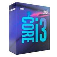 CPU INTEL CORE I3-9100F S-1151 9A GENERACION 3.6 GHZ 6MB 4 CORES SIN GRAFICOS/ REQUIERE TARJETA DE VIDEO PC/GAMER ITP