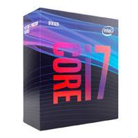 PROCESADOR INTEL CORE I7-9700 S-1151 9A GEN 3.0 GHZ 12MB 8 CORES GRAFICOS HD 630 VPRO  CON VENTILADOR COMPUTO ALTO ITP