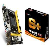 MB BIOSTAR A68 AMD S-FM2 / ATHLON / DDR3 2133 / HDMI / USB 3.1 / MICRO ATX / GAMA BSICA