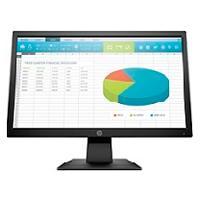 MONITOR LED HP PRODISPLAY P204 DE 19.5  PULGADAS HD 1600X900 60 HZ NEGRO VGA/DP/HDMI