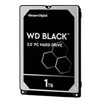 DD INTERNO WD BLACK 2.5 1TB SATA3 6GB/S 64MB 7200 RPM 7MM  P/NOTEBOOK/GAMER/ALTO RENDIMIENTO