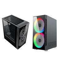 GABINETET BALAM RUSH GAMING MEDIA TORRE ATX/MICRO ...