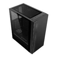 GABINETE GAMER BALAM RUSH-SPECTRUM/ACTECKMEDIA TORRE/ATX/MICRO ATX/ITX//RGB/USB 3.0/ BASILISK/COLOR NEGRO/BR-929585