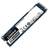 UNIDAD DE ESTADO SOLIDO SSD KINGSTON SA2000M8 1000GB M.2 NVME PCIE LECT.2200 / ESCR.2000 MB/S