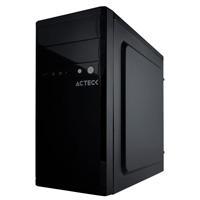 GABINETE ACTECK PERFORMANCE ACTECK MICRO ATX / MINI ATX / MINI ITX/ FUENTE DE 500W 24 PINES/COLOR NEGRO/AC-929011