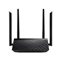 ROUTER ASUS AC1200 V2/300-867MBPS/2.4 Y 5GHZ/4X LAN/MIMO/4X ANTENAS EXT/CONTROL PARENTAL