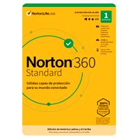 NORTON 360 STANDARD / INTERNET SECURITY 1 DISPOSITIVO 1 AñO (CAJA)