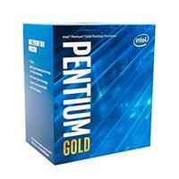 PROCESADOR INTEL PENTIUM GOLD G6400 S-1200 10MA GEN 4 GHZ 4MB 2 CORES GRAFICOS UHD 610 350 MHZ CON VENTILADOR COMPUTO BASICO ITP