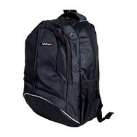 MOCHILA TECH ZONE SPORT HASTA 16 NEGRO
