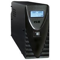 NO BREAK SOLA BASIC ISB MICRO SRINET XRN-21-481 480VA / 300 WATTS 8 CONTACTOS C/REGULADOR