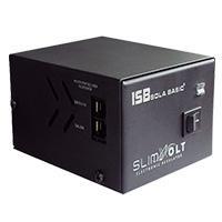 REGULADOR SOLA BASIC ISB SLIM VOLT, 1300VA/700W, 4 CONTACTOS, GABINETE METALICO