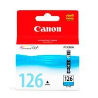 Cartucho de tinta Canon Cian Modelo: CLI-126.