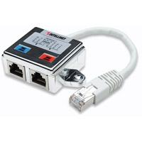 DISTRIBUIDOR MODULAR INTELLINET 2 X 1 RJ45 CAT 5E